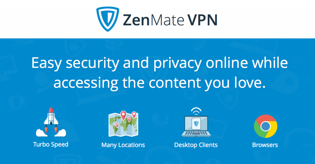Zenmate VPN plugin