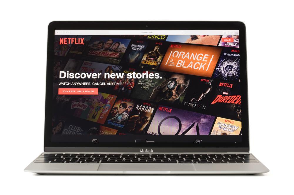 Netflix vanuit het buitenland kijken